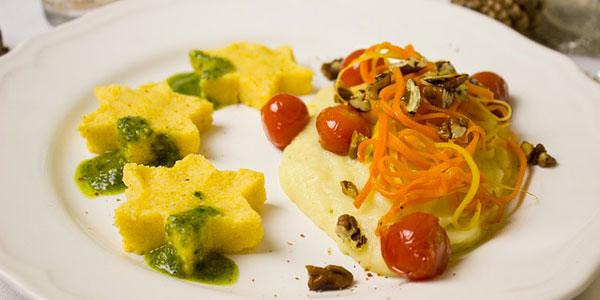 A dish with tradition - the original Italian polenta