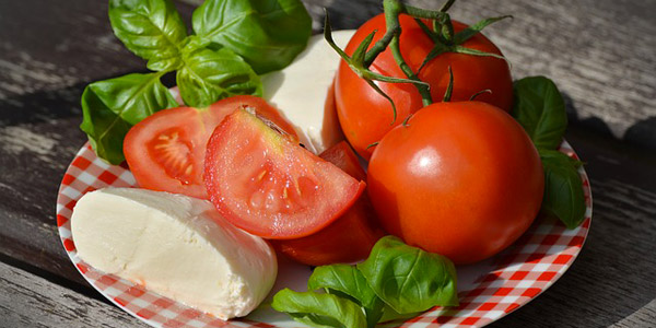 The typical dishes from South Italy