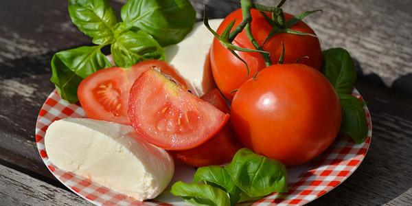 Der Küche Süditaliens