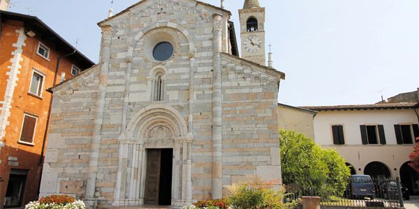 The church of Sant'Andrea in Maderno